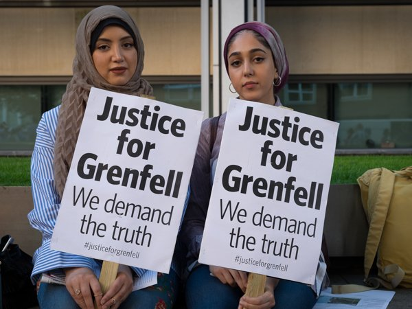 Read: Grenfell Tower