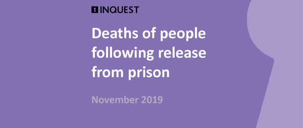 Deaths of people following release from prison