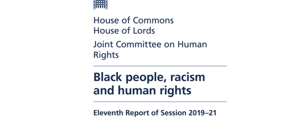 Parliamentary committee calls on Government to act to address anti-Black racism and discrimination in policing